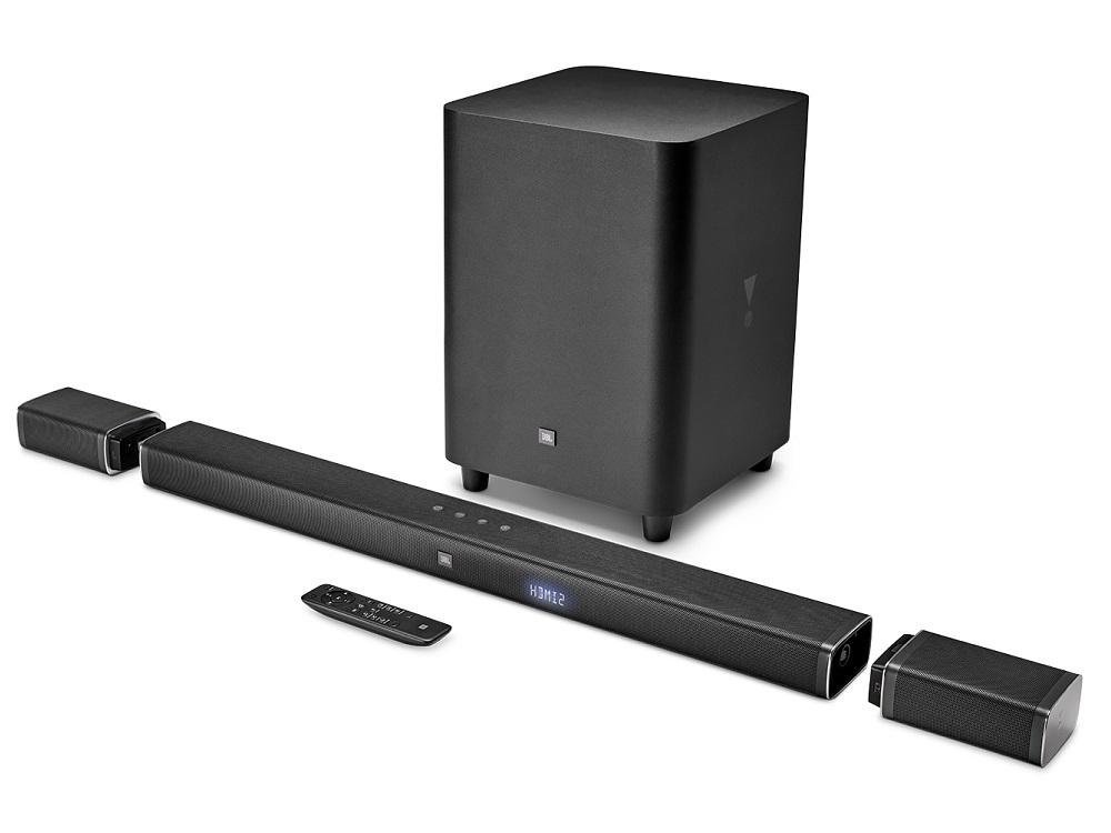 Powieksz do pelnego rozmiaru soundbar, dżejbiel, ibl, dżibiel, jbl, kino domowe, soundbar 4k, soundbar z subwooferem, soundbar 5.1, Bar 5.1, Bar5.1, Bar-5.1