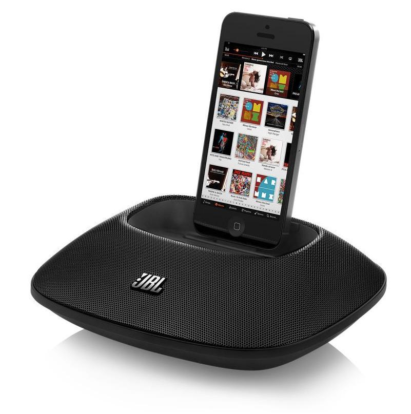 Powieksz do pelnego rozmiaru jbl stacja dokująca, doker, iPhone 5, iPod  OnBeat Micro, On-Beat Micro, On Beat Micro OnBeat-Micro, On-Beat-Micro, On Beat-Micro
