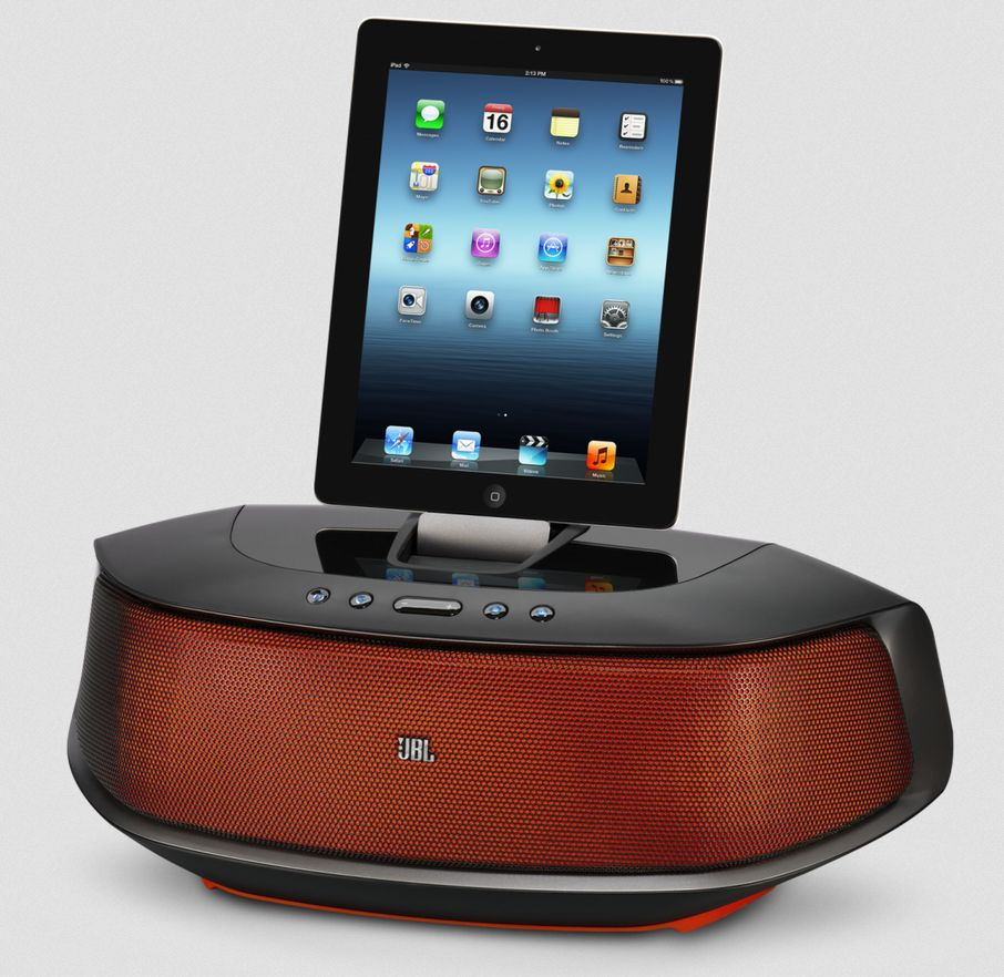 Powieksz do pelnego rozmiaru jbl stacja dokująca bezprzewodowa stacja dokująca, stacja dokująca bluetooth, doker, iPhone 5, iPod 