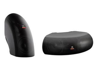 Zdjęcie jbl kolumny monitorowe, monitory, głośniki ścienne, kolumna głośnikowa ścienna narożnikowa, control one, control-one
